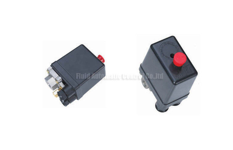 0.5-1.2MPa Vertical Pressure Switch , 240V 50Hz Electric Pressure Switch For Piston Air Compressor