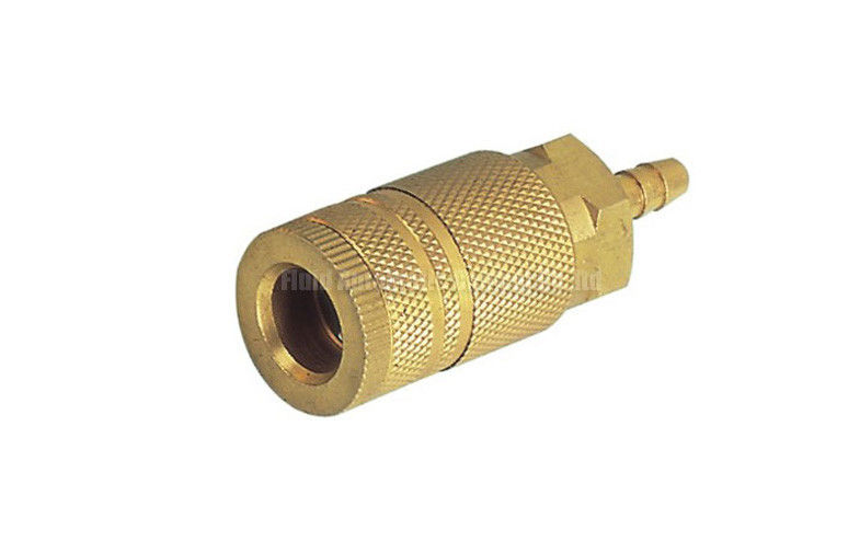 Pneumatic Tube Fittings , American Type Pneumatic Quick Coupler