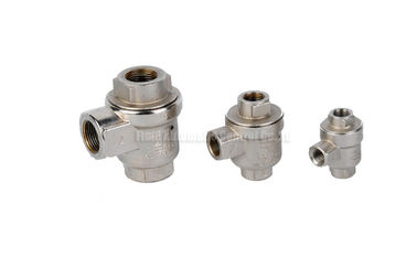 "Cina Brass Pneumatic Quick Exhausting Valve , G1/8"" - G1/2"" Air Fast Exhaust Valve Distributor"