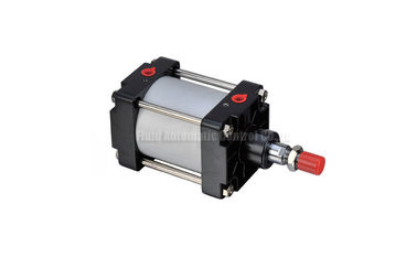 Cina Heavy Duty ISO15552 Tie-rod  Double Acting Pneumatic Gas Cylinder VDMA Conformed pabrik