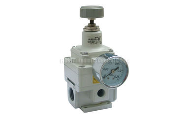 "Cina G1/4"" High Precision 0.005~0.8Mpa Manual Operated Air Regulator And Air Control Regulator Distributor"