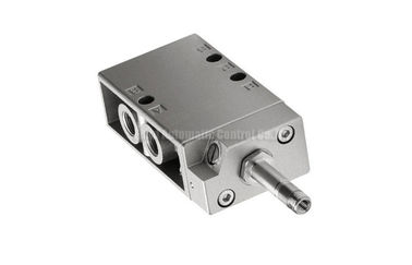 Cina MFH Tiger Solenoid Valve Two Position Five Way Festo Standard G1/4 , G1/8 Distributor
