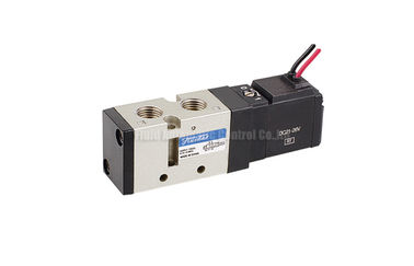 Cina VF3130 SMC Standard two position Five Way Solenoid Valve,Directional Control Valve pabrik