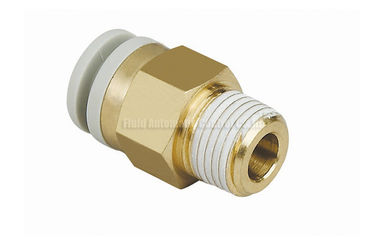 Cina Pneumatic Tube Fittings , Air Hose Rapid Connector Distributor