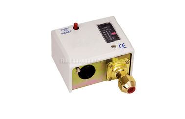 Cina Single Pressure Control Switch manual/Auto Reset Pressure Range -0.5~30Bar pabrik