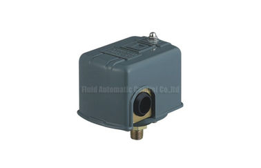 Cina 240V 5HP Water Pump Pressure Control Switch 5psi - 150psi For Water Well Pump Or Pumpling System pabrik