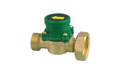 "Cina Brass Water Flow Switch 2"" Male Thread For Water Booster Pump pabrik"